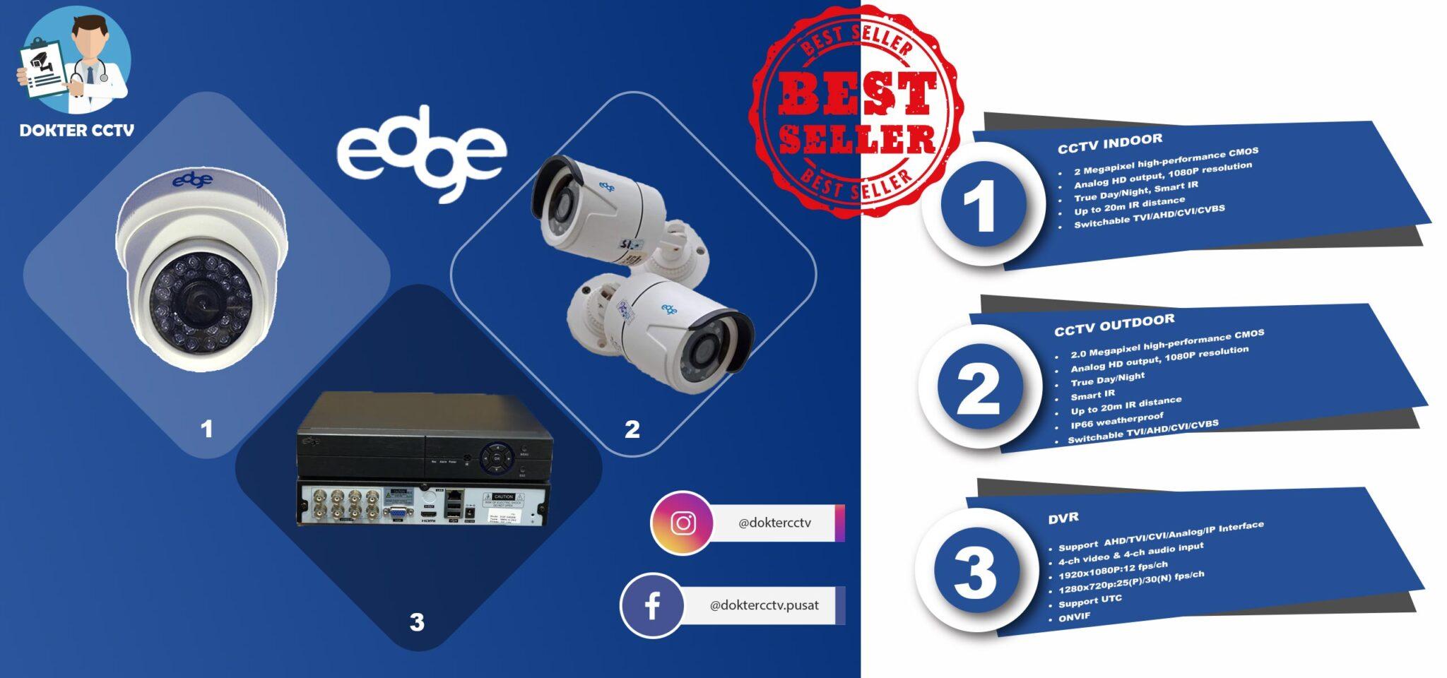 CCTV EDGE - DOKTER CCTV